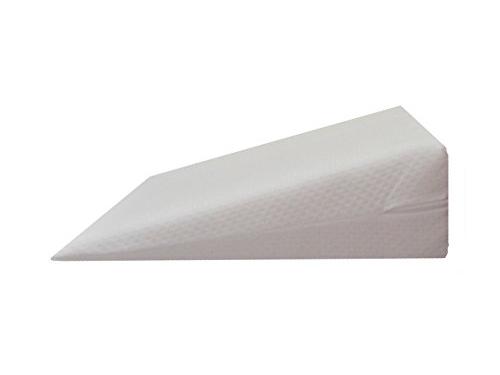 SW Bedding Matratzenkeil mit Bezug aus Doppeltuch in verschiedenen Größen